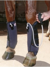 Tendon compression coolboots
